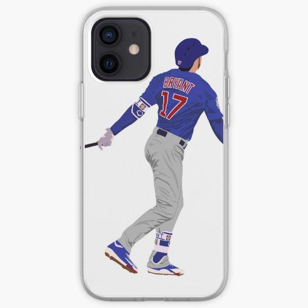 Kris Bryant iPhone Soft Case