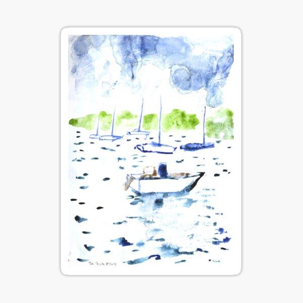Ebb Tide Sticker