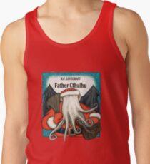 Father Cthulhu Tank Top