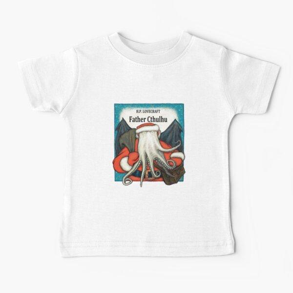 Father Cthulhu Baby T-Shirt