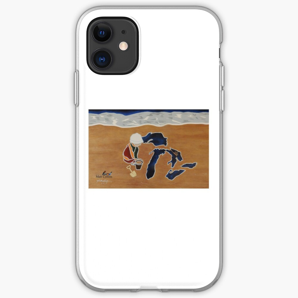 'In Our Hands' iPhone Soft Case