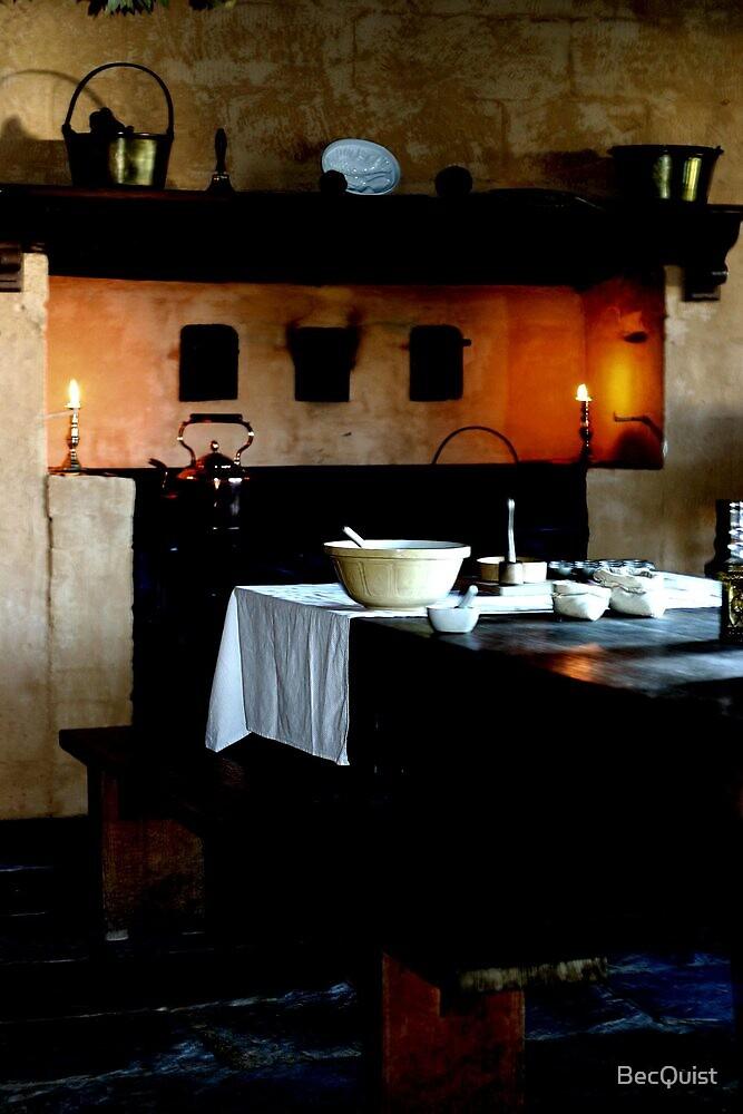 Elizabeth Farm, Parramatta, NSW- Kitchen by BecQuist