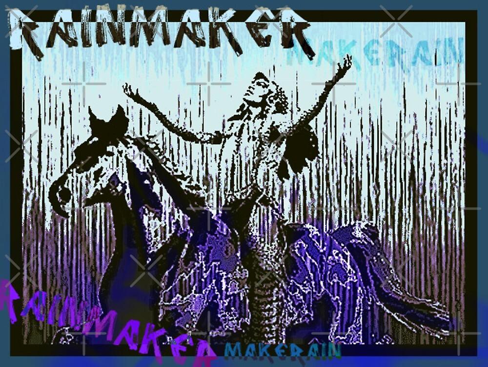 Rainmaker - Make It Rain by DreddArt