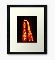Eng's Chop Suey Framed Print