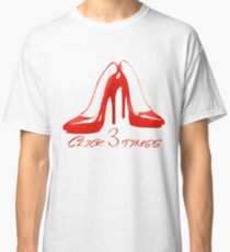 Ruby Slippers Classic T-Shirt
