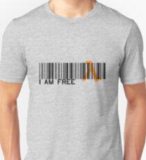 Half life: I am free T-Shirt