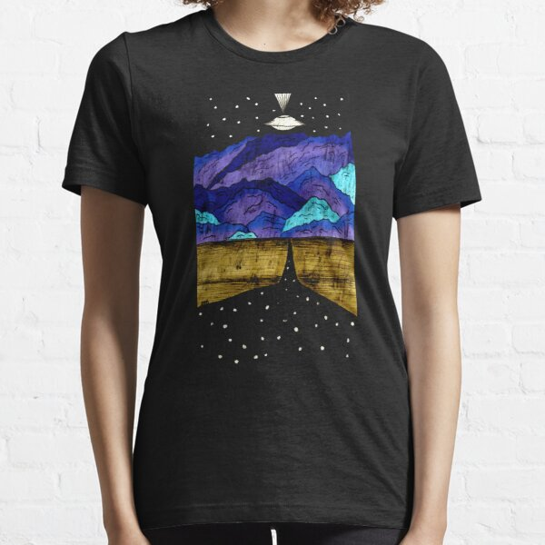 Extraterrestrial Highway  Essential T-Shirt