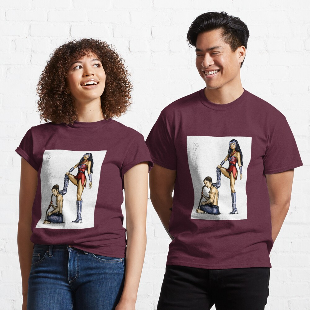 Catra and Bow, 2014 Classic T-Shirt