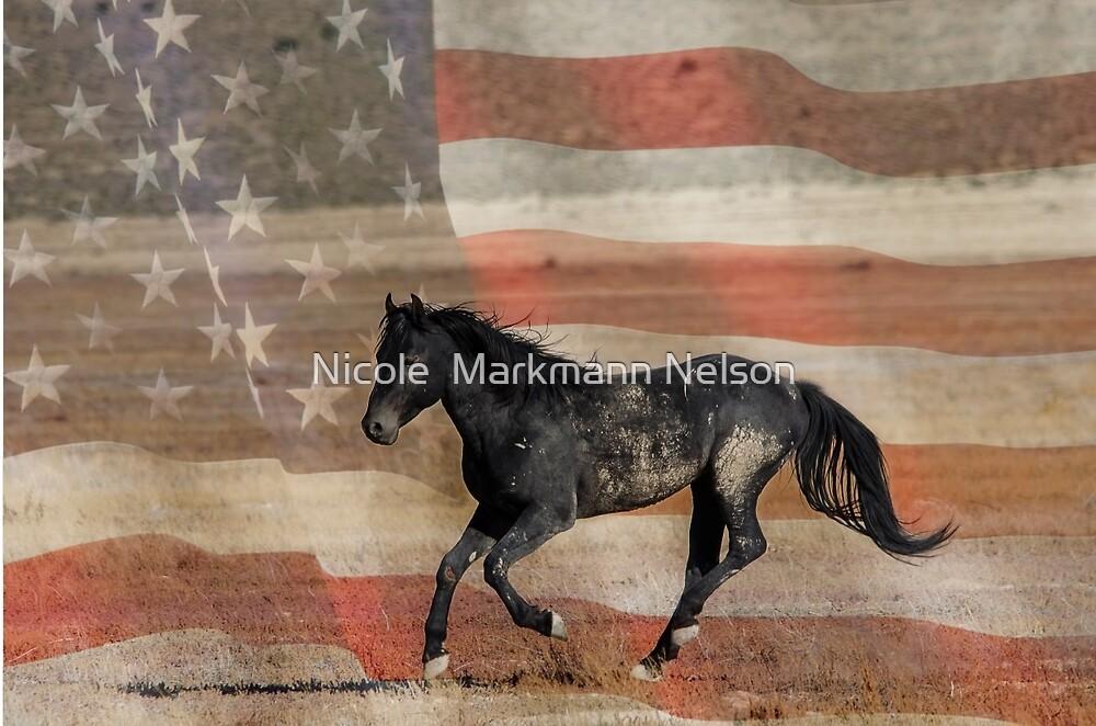 Freedom Run  by Nicole  Markmann Nelson