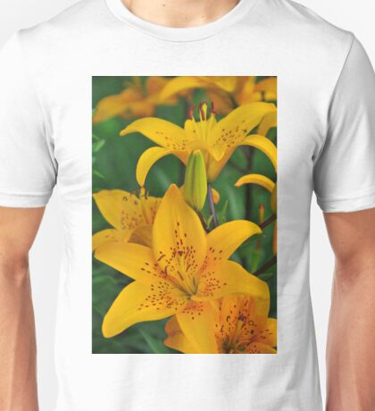 "Asiatic Lily ""Helios"" T-Shirt"
