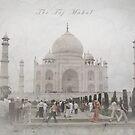 Vintage Taj by pennyswork