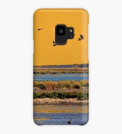 Early Morn on the Marsh Case/Skin for Samsung Galaxy