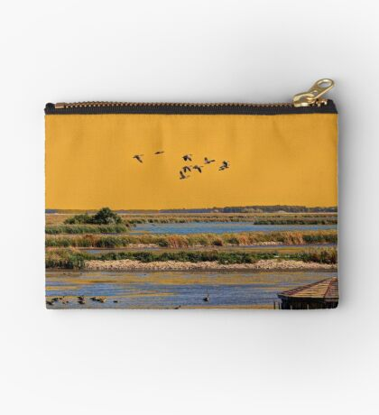 Early Morn on the Marsh Studio Pouch
