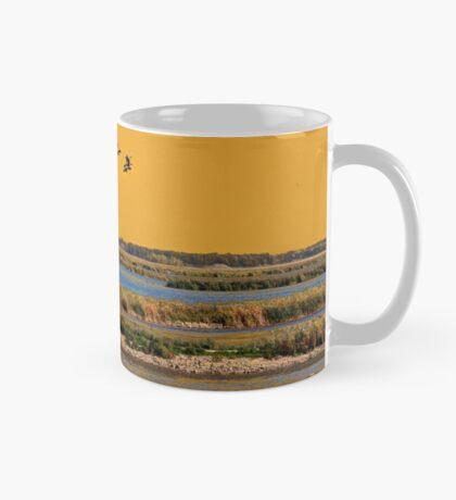 Early Morn on the Marsh Mug