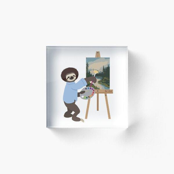 Bob Sloth Acrylic Block