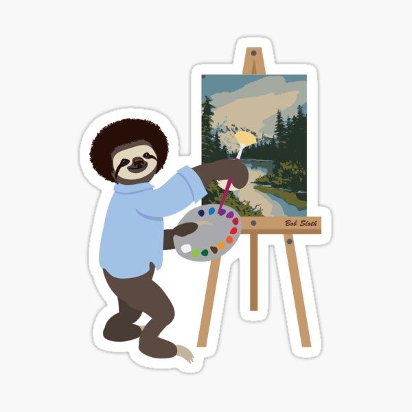 Bob Sloth Sticker