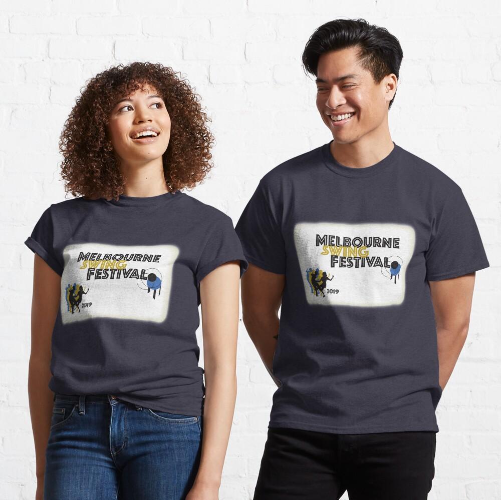 Melbourne Swing Festival 2019 Classic T-Shirt