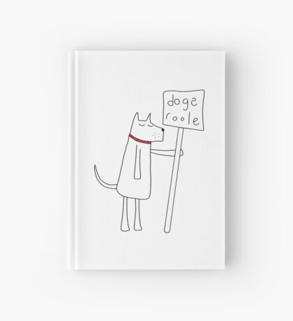 Dogs Roole Hardcover Journal