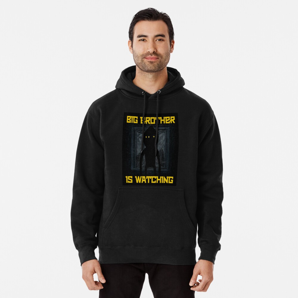 """Big Brother"" Pullover Hoodie"