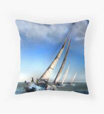 Odyssey Ho 2 Throw Pillow