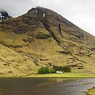 Achnambeithach - Glen Coe, Scotland by Mark Baldwyn
