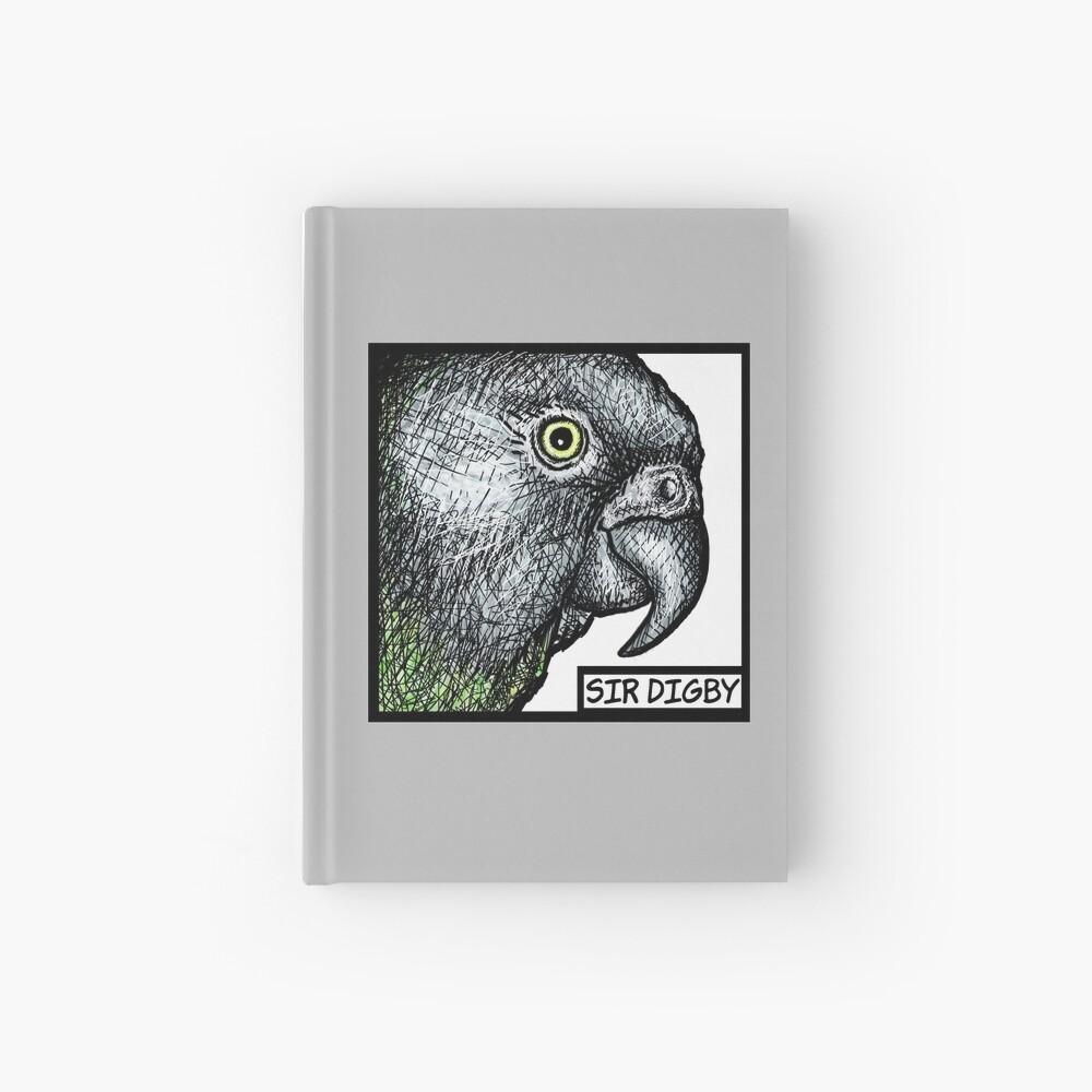 """Sir Digby, 2014"" Hardcover Journal"