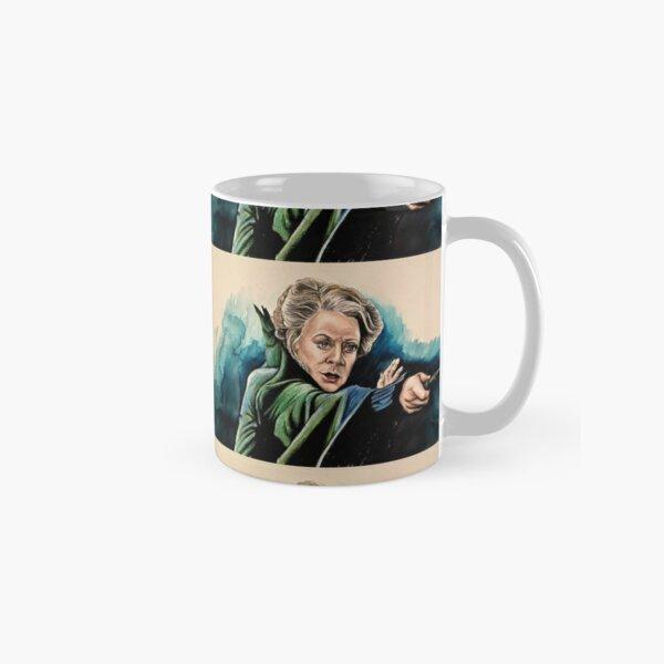 Minerva Mcgonagall - Witchy Fighting Scot Classic Mug