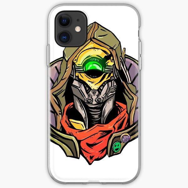 Beastmaster Headshot  iPhone Soft Case