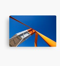 Sculpture at National Gallery Canvas Print