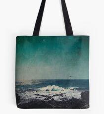 Emerald Ocean Tote Bag