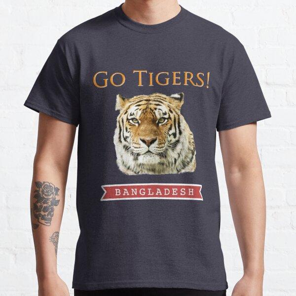 Bangladesh Cricket Tigers Classic T-Shirt
