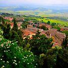 Volterra - Town of Twilight VI by Denis Molodkin