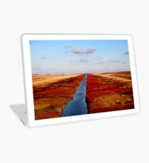 Red River Floodway Laptop Skin
