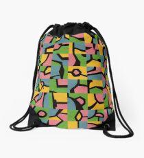 la lutte Drawstring Bag