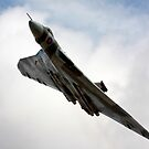 Vulcan over by SWEEPER