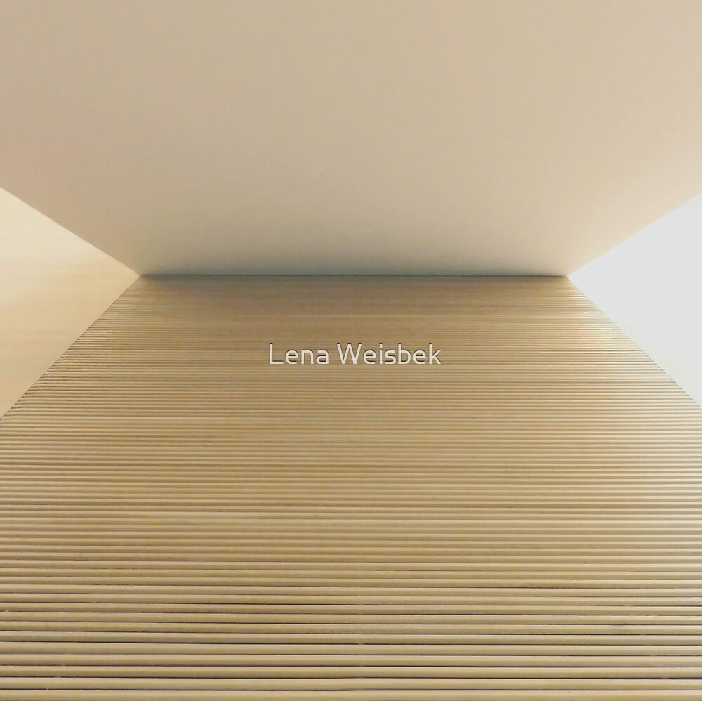 below  by Lena Weiss