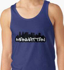 Manhattan NYC Tank Top