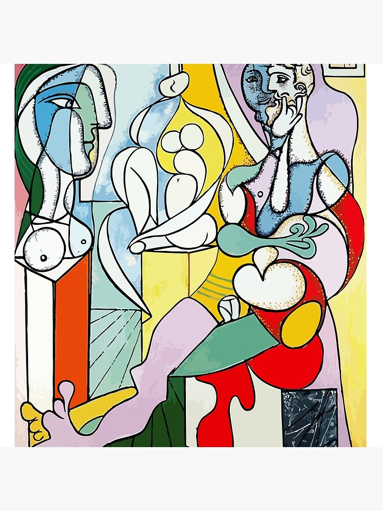 Pablo Picasso The Sculptor, 1931 Artwork Reproduction by clothorama