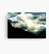 Earth, Ocean, Air, Beloved Brotherhood. Canvas Print