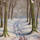 Winter  by Birgit Schnapp