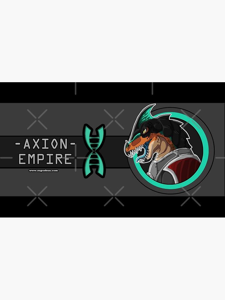 Axion Empire by zuperbuuworks