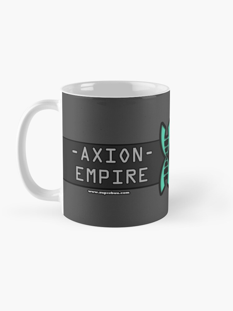 Alternate view of Axion Empire Mug