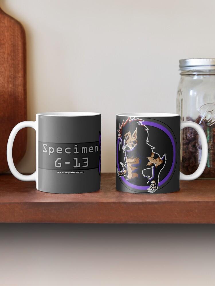 Alternate view of Specimen G-13 Mug
