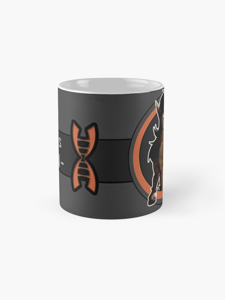 Alternate view of Aeon the Feles Classic Mug