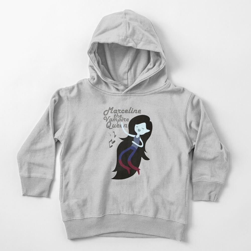 Marceline, The Vampire Queen Toddler Pullover Hoodie
