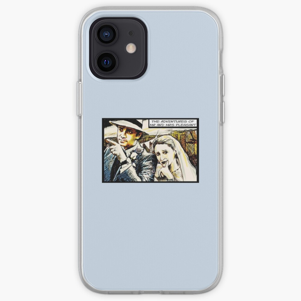 Mr and Mrs Pleasant, 2014 iPhone Case & Cover