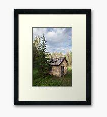 Fairytale Cottage Framed Print