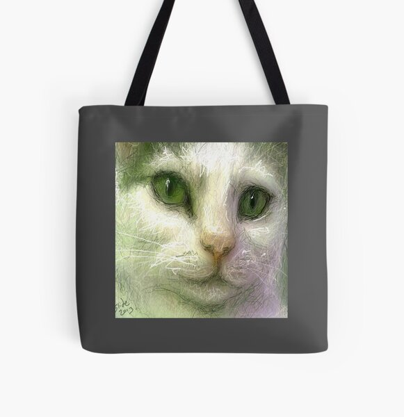 Christina the Cruel, 2013 All Over Print Tote Bag