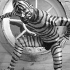 Zebra guy by BOBBYBABE
