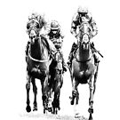 Black & White Turf Kings by Janice O'Connor